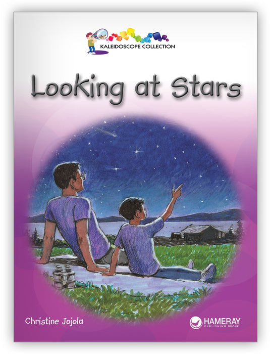 Looking at Stars from Kaleidoscope Collection