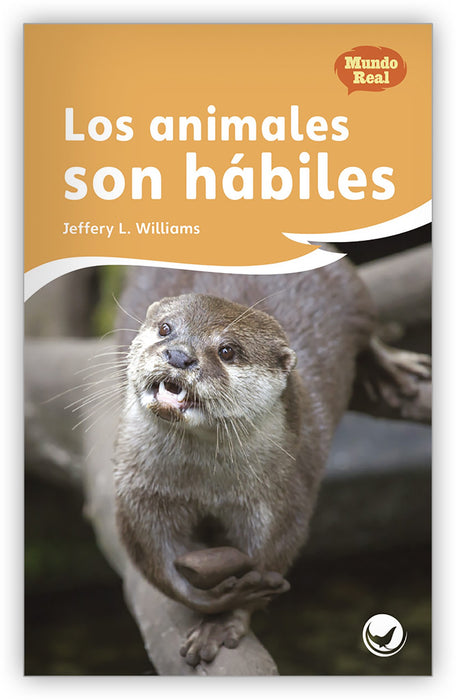 Los animales son hábiles Leveled Book
