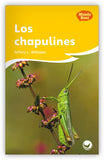 Los chapulines Leveled Book