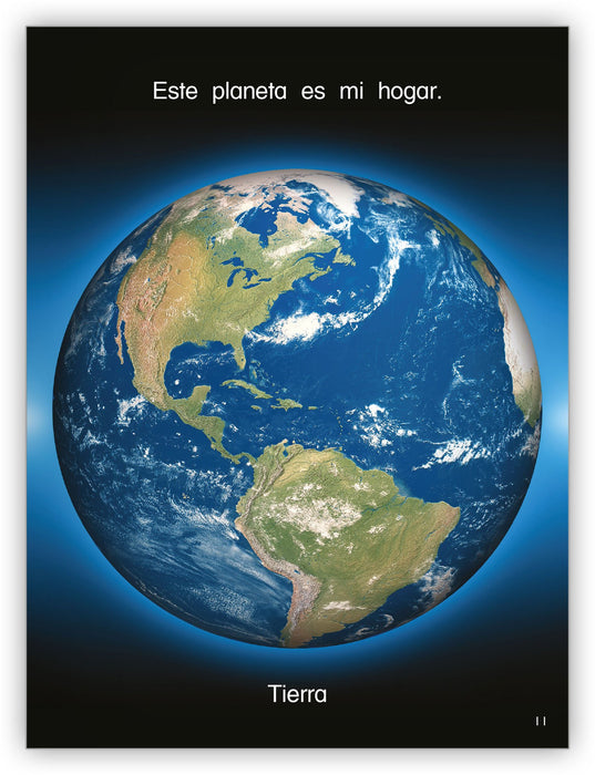 Los planetas Big Book
