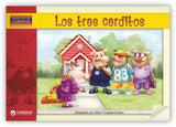 Los tres cerditos Leveled Book