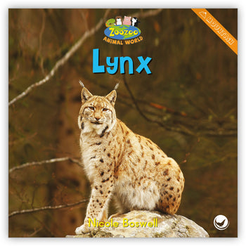 Lynx from Zoozoo Animal World