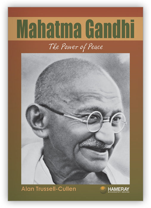 Mahatma Gandhi Leveled Book