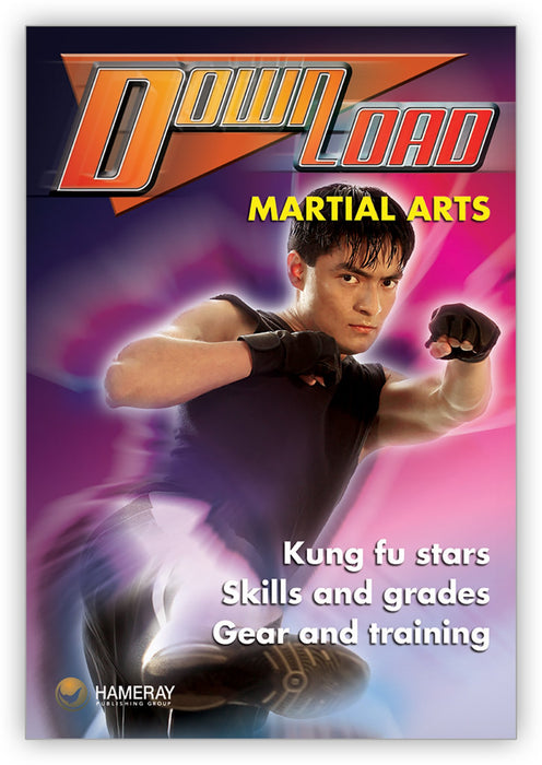 Martial Arts Leveled Book