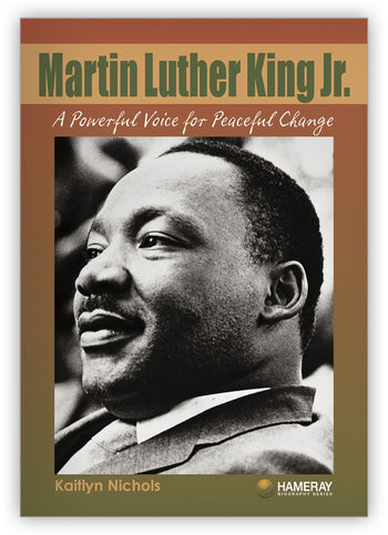 Martin Luther King, Jr. from Hameray Biography Series