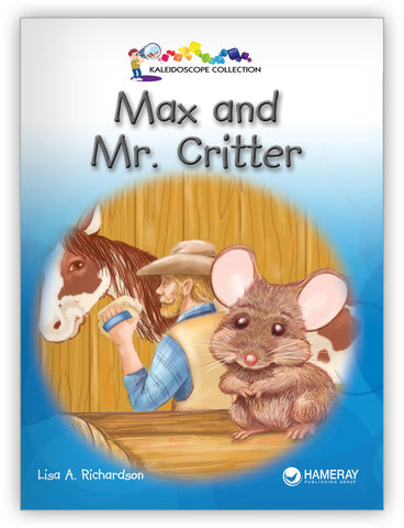 Max And Mr. Critter from Kaleidoscope Collection
