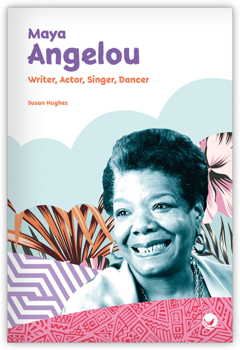 Maya Angelou: Writer, Actor, Singer, Dancer from Inspire!