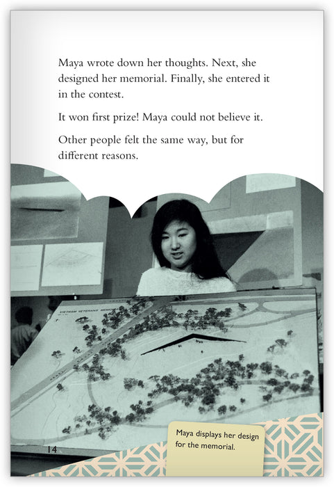 Maya Lin: Artist and Architect from Inspire!