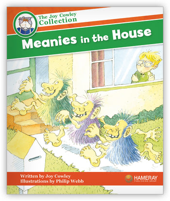 Meanies in the House Big Book from Joy Cowley Collection