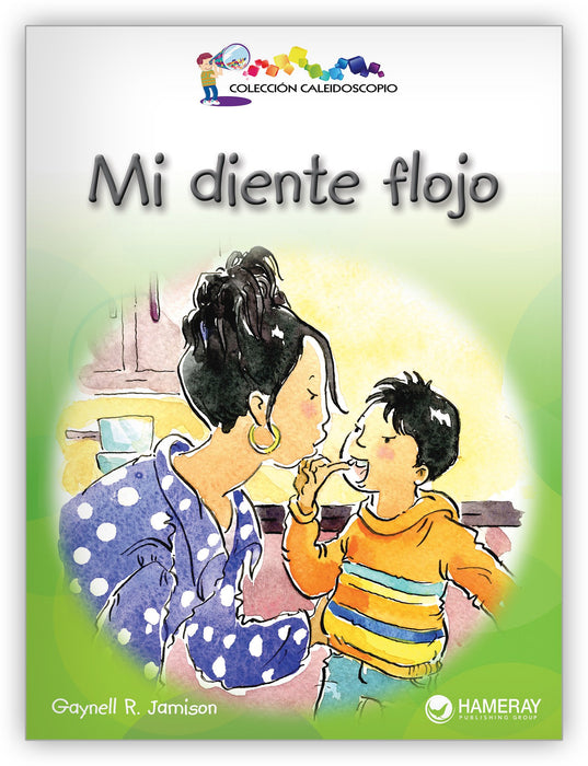 Mi diente flojo Big Book Leveled Book