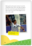 Mia Hamm: Going for Gold! Leveled Book