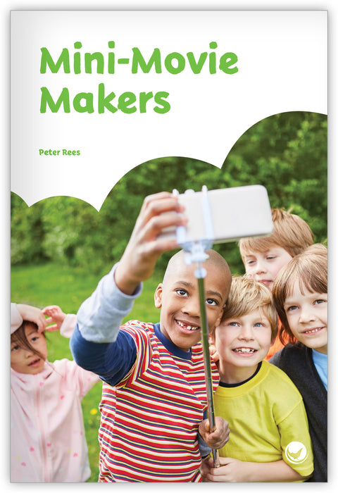 Mini-Movie Makers Leveled Book
