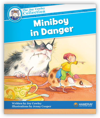 Miniboy in Danger from Joy Cowley Collection