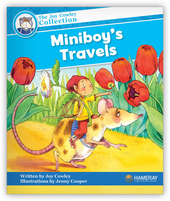 Miniboy's Travels Leveled Book