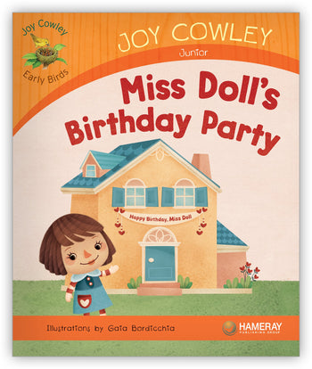 Miss Doll's Birthday Party from Joy Cowley Early Birds