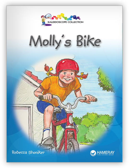 Molly's Bike Leveled Book