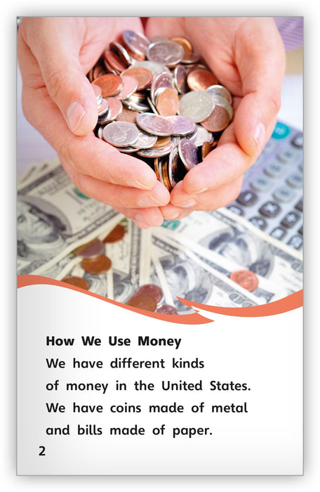 Money in the United States Leveled Book