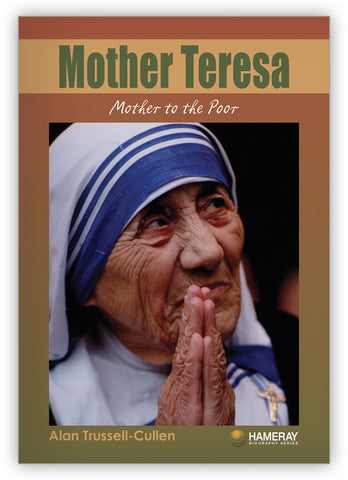 Mother Teresa from Hameray Biography Series