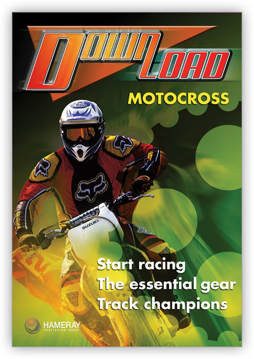 Motocross Leveled Book