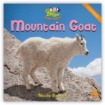 Mountain Goat from Zoozoo Animal World