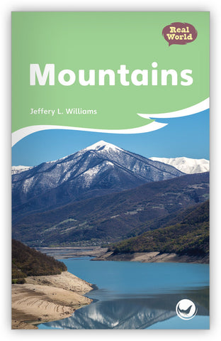 Mountains Big Book from Fables & the Real World