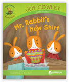 Mr. Rabbit's New Shirt from Joy Cowley Early Birds