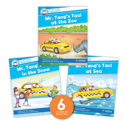 Mr. Tang Guided Reading Set from Joy Cowley Collection