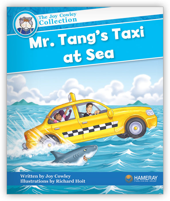 Mr. Tang's Taxi at Sea Leveled Book