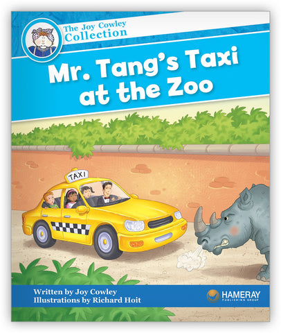 Mr. Tang's Taxi at the Zoo from Joy Cowley Collection