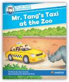 Mr. Tang's Taxi at the Zoo Leveled Book