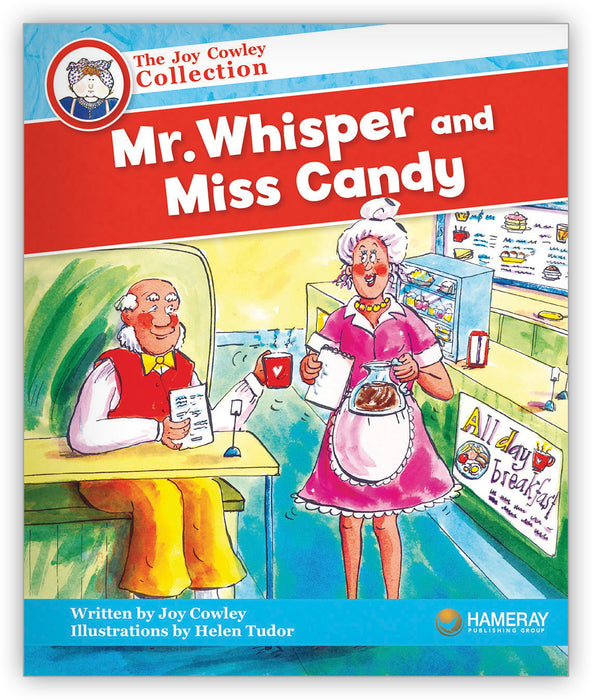 Mr. Whisper and Miss Candy Leveled Book