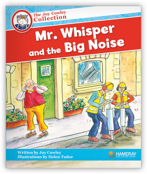 Mr. Whisper and the Big Noise Leveled Book