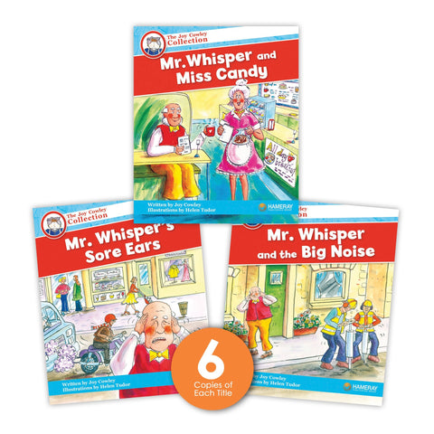 Mr Whisper Guided Reading Set Image Book Set