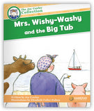 Mrs. Wishy-Washy and the Big Tub Leveled Book