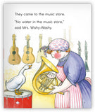 Mrs. Wishy-Washy and the Big Wash Big Book from Joy Cowley Collection