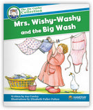 Mrs. Wishy-Washy and the Big Wash Leveled Book