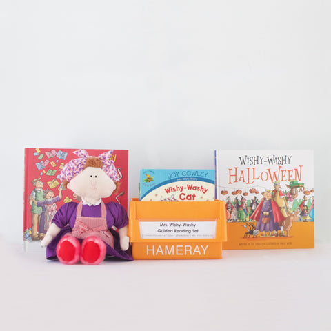 Mrs. Wishy-Washy Guided Reading Set from Joy Cowley Collection, Joy Cowley Early Birds