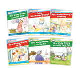 Mrs Wishy Washy Sampler Image Book Set