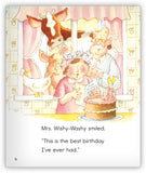 Mrs. Wishy-Washy's Birthday from Joy Cowley Collection