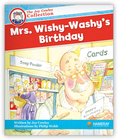 Mrs. Wishy-Washy's Birthday Big Book from Joy Cowley Collection