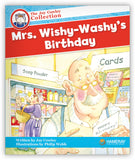 Mrs. Wishy-Washy's Birthday Leveled Book