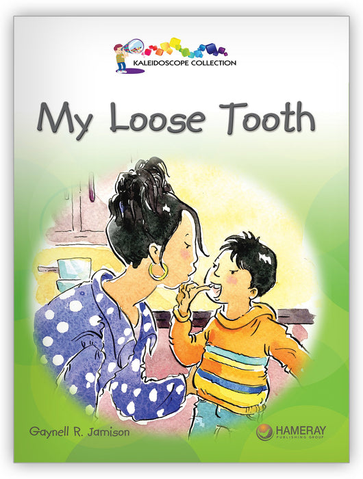 My Loose Tooth Big Book from Kaleidoscope Collection