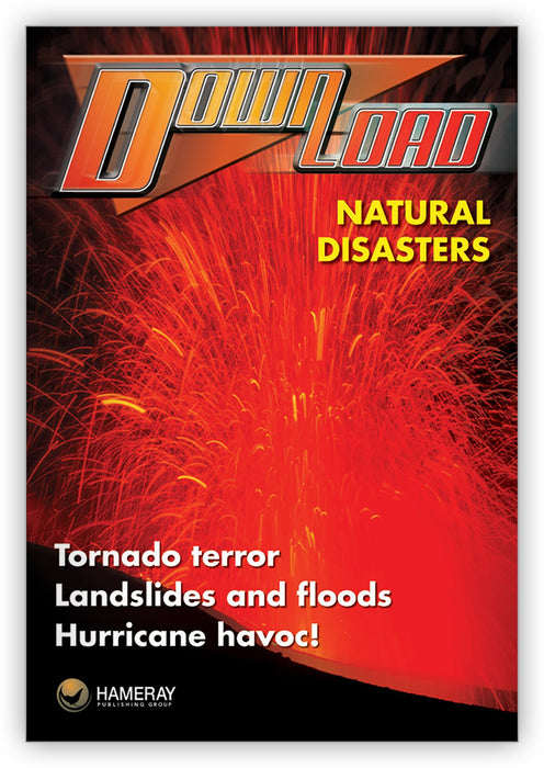 Natural Disasters Leveled Book