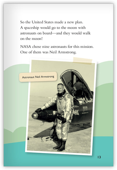 Neil Armstrong: The First Man on the Moon from Inspire!