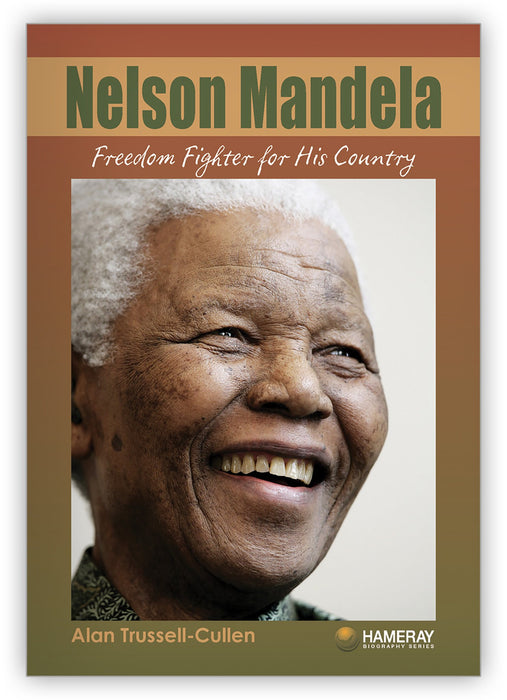 Nelson Mandela from Hameray Biography Series