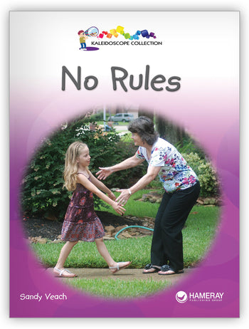 No Rules from Kaleidoscope Collection
