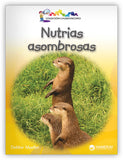 Nutrias asombrosas Leveled Book