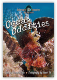Ocean Oddities Leveled Book