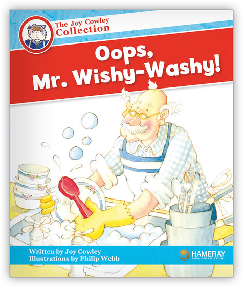 Oops, Mr. Wishy-Washy! Big Book from Joy Cowley Collection