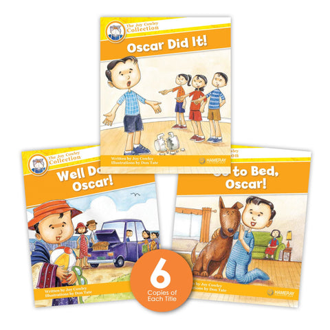 Oscar Guided Reading Set Image Book Set